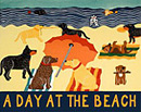 Day At The Beach 20%off