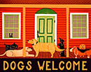 Dogs Welcome 20%off